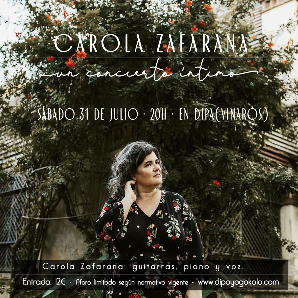 carola concert 2021